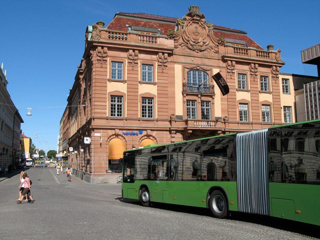 Uppsala bus